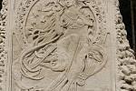 V Lednici je k vidění výstava soch z mořského písku pod názvem Umění napříč historií.