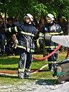 Sbor dobrovolných hasičů z Krumvíře.