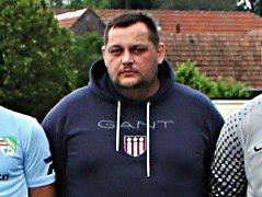 Josef Káňa, manažer fotbalistů Sokola Krumvíř.