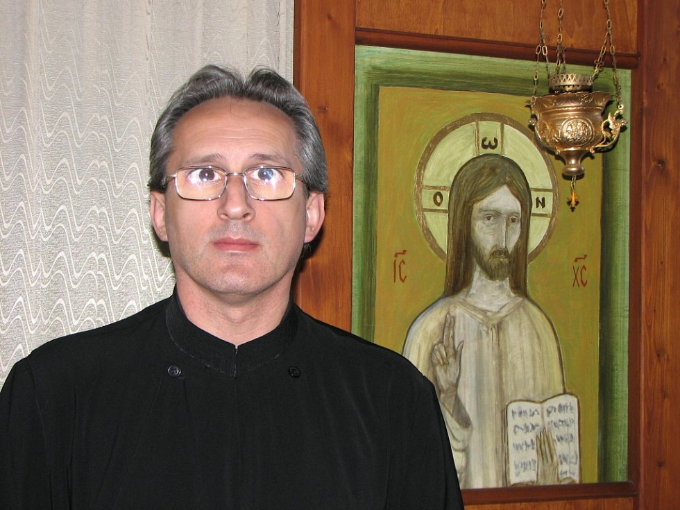 Otec Flaviu Badelita pochází z Rumunska. V Mikulově působí už sedm let.