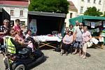 Svat tělesně postižených v Hustopečích je aktivní