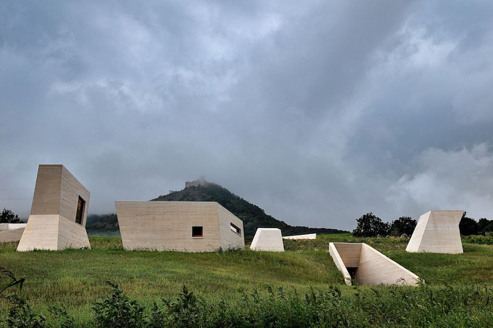 Archeopark v Pavlově se stal vítězem České ceny za architekturu 2017.
