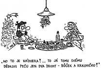 Dvojitý humorný křest v Lanžhotě