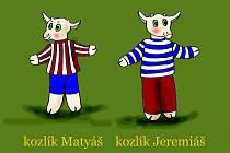 Ilustrace k osmidílné sérii pohádek Zvířátkov Pavlíny Kostkové.