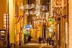 Vídeň již dýchá Vánocemi.