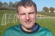 Novosedelský trenér Bohdan Ryšavý.
