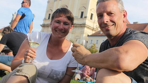 Valtické vinobraní.