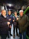 Vinařství Trpělka a Oulehla, Nové Bránice na Brněnsku se stalo vítězem kategorie středních vinařství.