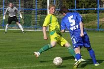 Fotbalisté Moravanu Lednice získali tři kola před koncem definitivně jistotu příslušnosti v I.A třídě i pro příští rok.
