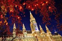 Vánoční Vídeň.