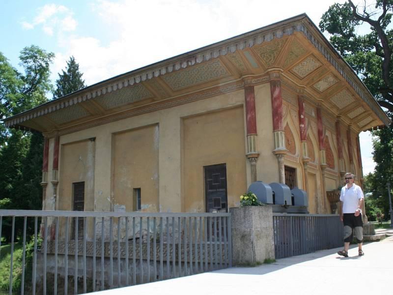 Maurský dům v Lednici. Ilustrační foto.