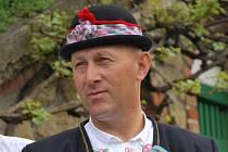 Vedoucí vrbických Mužáků Václav Hasík, Foto: archiv Václava Hasíka