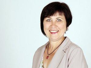 Hana Potměšilová, starostka Hustopečí.