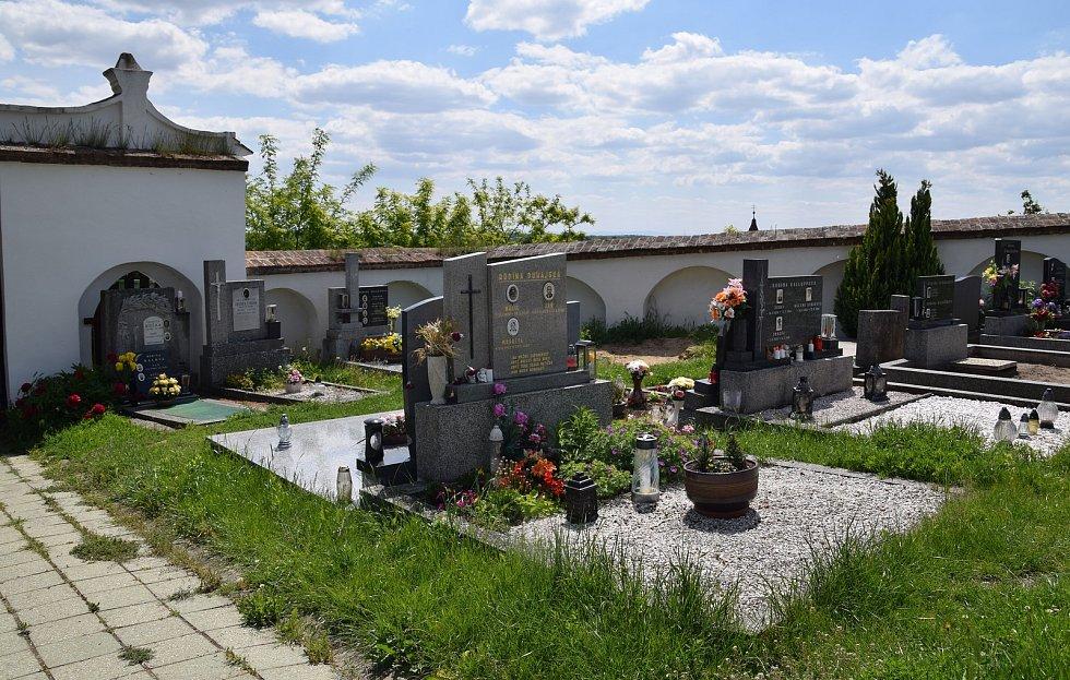 Bulharský hřbitov