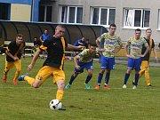 MSK Břeclav (ve žlutém). Ilustrační foto.