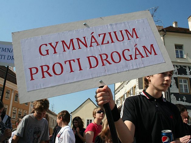 Cyklo-běh za Českou republiku bez drog 2010.