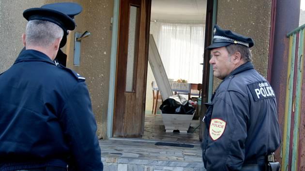 Tragický požár v Moravské Nové Vsi nepřežil majitel domku.