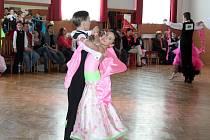 Bezmála tři stovky. Takový počet tanečních párů se zúčastnil mezinárodní soutěže ve sportovním tanci Břeclavská romance.