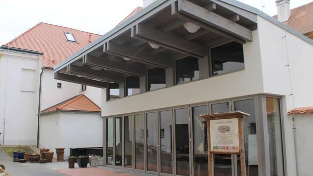 Muzeum vinařství, zahradnictví a životního prostředí ve Valticích. Ilustrační foto.