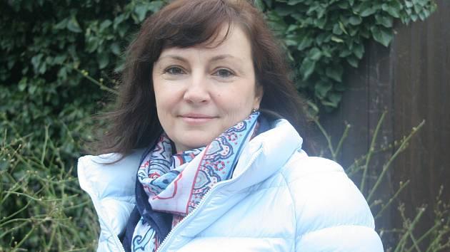 Jana Merdová z břeclavské městské části Poštorná.
