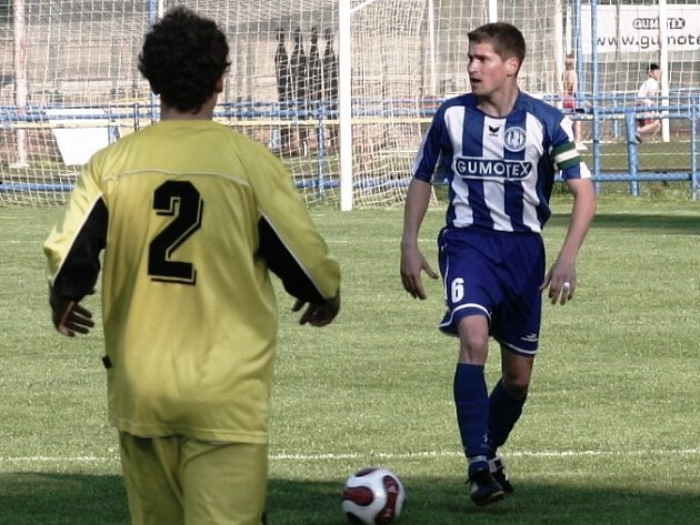 Marek Dejanovič - Kapitán MSK Břeclav
