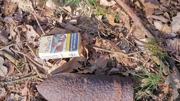 V lese u lanového centra v Břeclavi našli nevybuchlou munici.