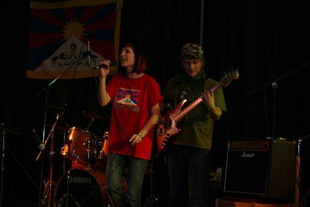 večer pro Tibet v Břeclavi