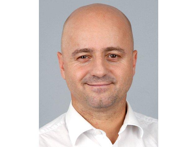 Richard Zemánek z KDU-ČSL.