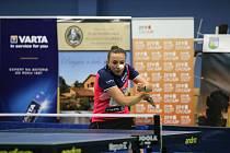 Aneta Širůčková byla letos pátou nejlepší hráčkou základní části extraligy.