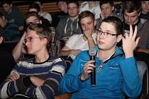 Projekt Nedej šanci drogám představili poprvé v Břeclavi.