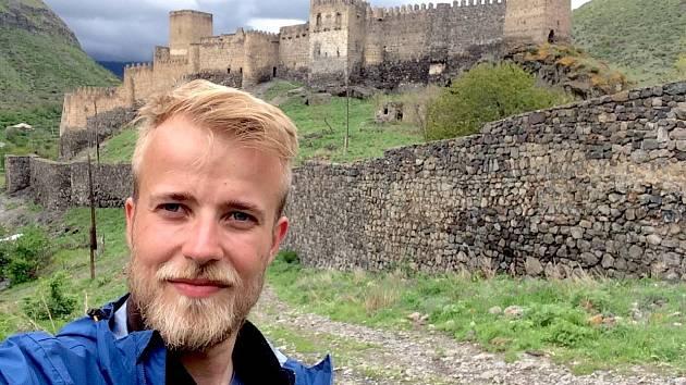 Zibura vtipně povypráví o putování Arménií a Gruzií
