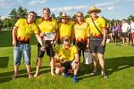 Břeclavská hasičská liga odstartovala v Lanžhotě.