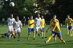 Fotbalisté MSK Břeclav zdolali v přípravném utkání Moravan Lednice 2:1.