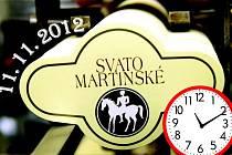 Obliba Svatomartinského vína láme rekordy. V neděli odkorkují letošní mladé víno na několika místech zároveň.