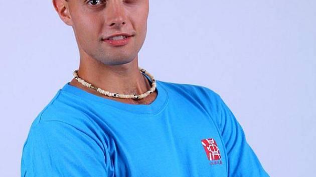 Zdeněk Chmelka z Břeclavi žije a studuje už třetím rokem v Číně.