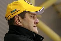 Trenér Břeclavských Lvů Michal Konečný letos oslavil padesátku.