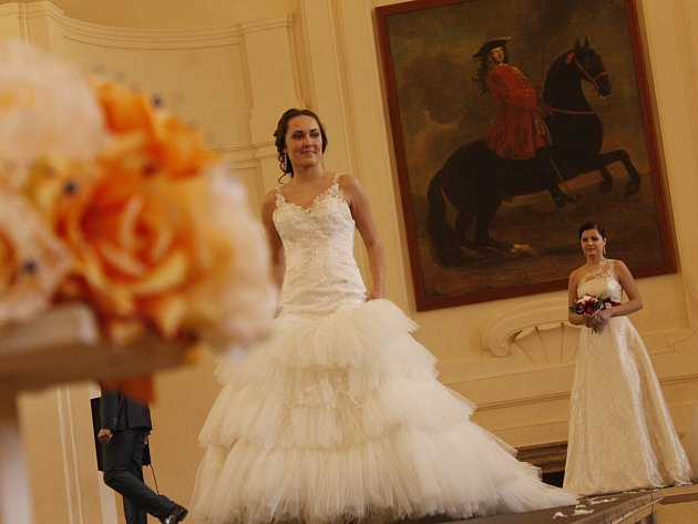 Ve Valticích se konal třetí ročník svatebního veletrhu.