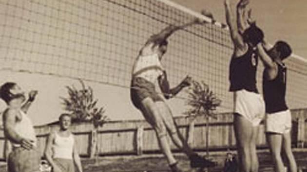Volejbal má na Břeclavsku dlouhou tradici.