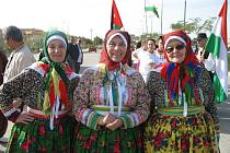 Členové národopisného spolku Pálava se představili na folklorním festivalu v Iráku