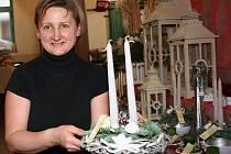 Odsvěcená břeclavská synagoga se po roce opět oděla do vánočního. Už podeváté hostila Adventní inspiraci.