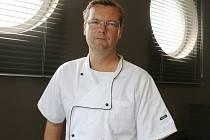 Šéfkuchař břeclavské restaurace Port Restaurant David Zbranek.
