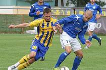 Břeclavští fotbalisté remízovali na půdě Uničova 1:1.