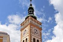Věž kostela svatého Václava na mikulovském Náměstí je od jara přístupná lidem.