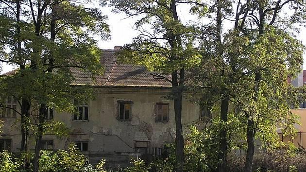 Paarův zámeček v Pohořelicích.