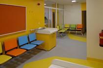 Zdravotní středisko v Pohořelicích.