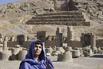 Ředitelka břeclavského muzea Alena Káňová projela pětadvacet památek Íránu. A splnila si sen.