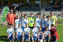 Mladší žáci MSK Břeclav obsadili na domácím mezinárodní turnaji desátou pozici.