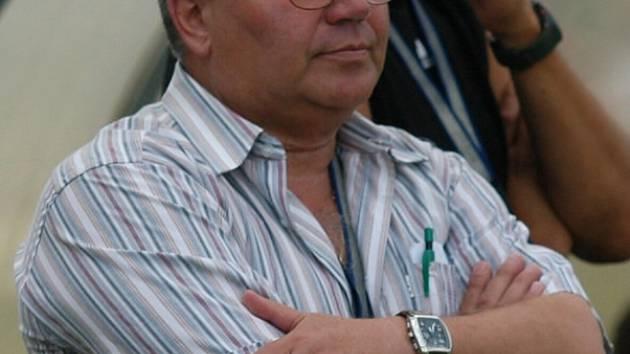 Trenér Jiří Fryš