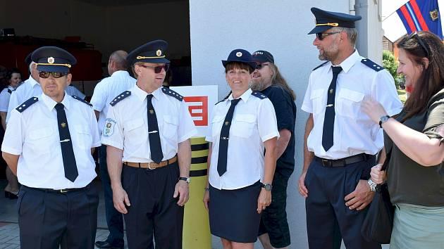 V sobotu 19. června uplynulo 120 let od založení Sboru dobrovolných hasičů v Olešníku.