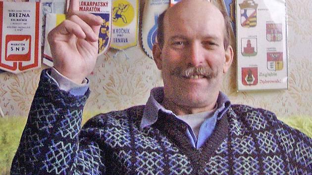 Eduard Chitka sbíral ocenění na nejrůznějších sportovních soutěžích.